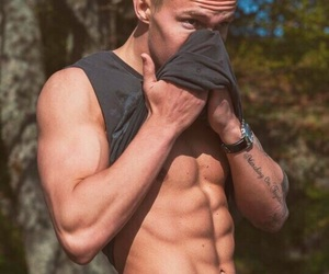 abs, couples, and girls image