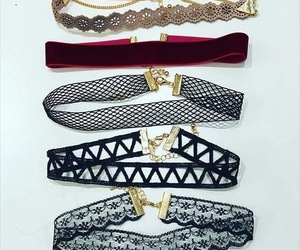 choker and accessories image