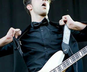 P!ATD, panic! at the disco, and dallon weekes image