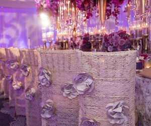 decor, design, and floral image