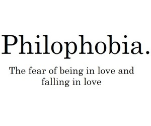 love, quotes, and fear image