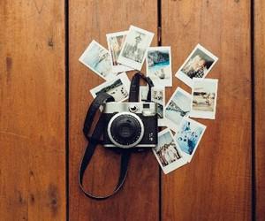 photos, polaroid, and traveling image