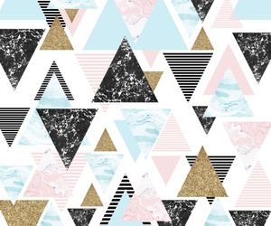 background, color, and geometric image