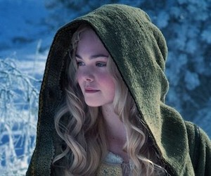 Elle Fanning and sleeping beauty image