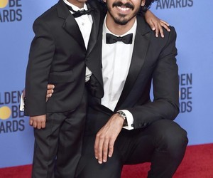 Dev Patel and sunny pawar image