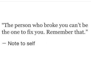 quotes, love, and broke image