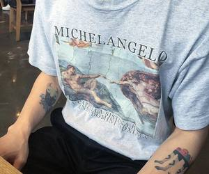art, grunge, and boy image