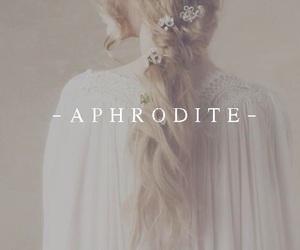 aphrodite, goddess, and Olympus image