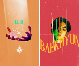edit, exo, and pastel image
