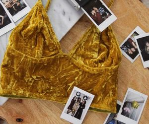 bralette, fashion, and nasty gal image
