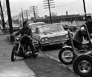 60s and hell's angels image