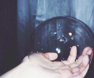 bubbles, grunge, and indie image