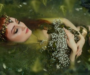 Dream, fairytale, and green image