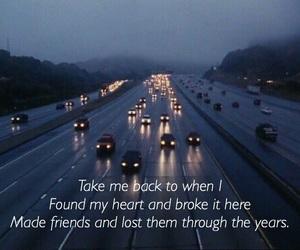 drive, heart, and heart broken image