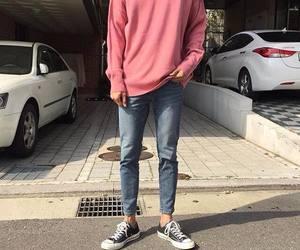 boy, clothes, and korean image