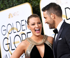 golden globes, ryan reynolds, and 2017 image