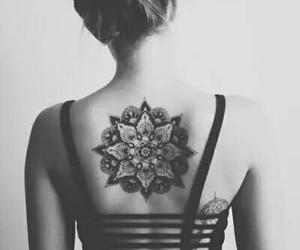 tattoo and mandalas image