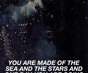 background, stars, and tumblr image