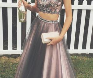 dress and two pieces prom dresses image
