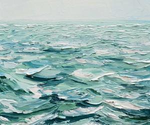 ocean and art image