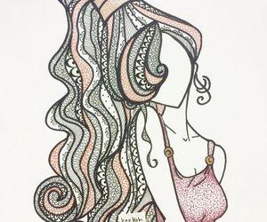 dibujo, disney, and hercules image