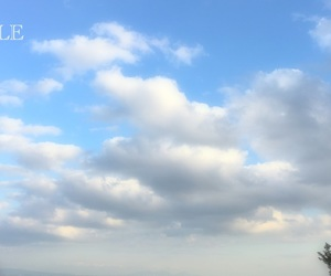 cloud, 雲, and photograph image