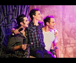 joe walker, brian holden, and joey richter image