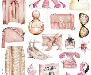 fashion, girly, and helado image