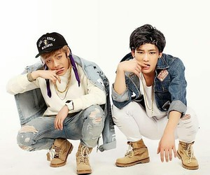 kpop, blk, and mingming image