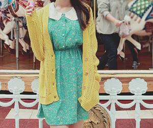 asian girl, fashion, and girly image