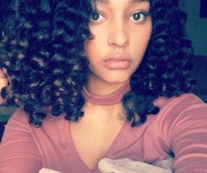 black beauties, black girl, and black magic image