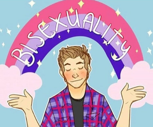 bisexual, bisexuality, and bisexual couples image