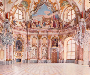 rococo and pink image