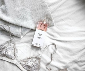 fashion, bra, and chanel image