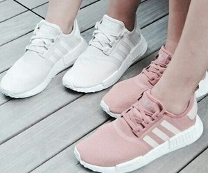 adidas, stylé, and baskets image