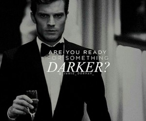 book, fifty shades, and christian grey image