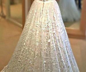 weddingdress vintage image