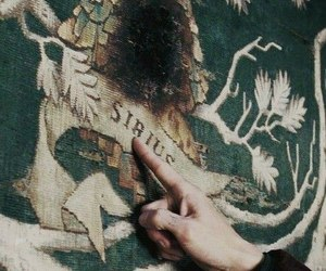 sirius black, slytherin, and death eaters image