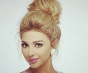 myriam fares, beauty, and makeup image