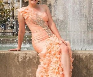 prom dresses, simple prom dresses, and cheap prom dresses image