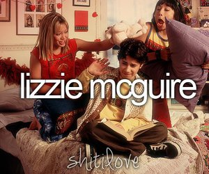 lizzie mcguire and shit i love image
