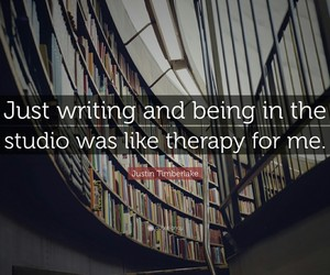 justin, music, and therapy image