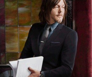 norman reedus, boys, and men image