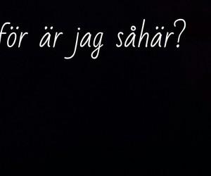 always, svenska, and svart image