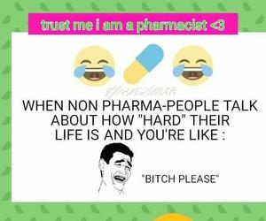 funny, pharma, and pharmacy image