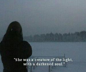 grunge, sad, and dark image