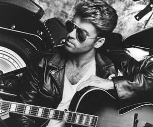 george michael and rip image