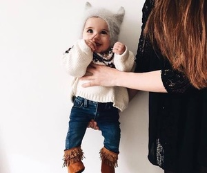 baby, love, and adorable image