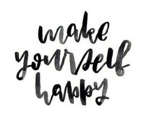 happines, quotes, and white image