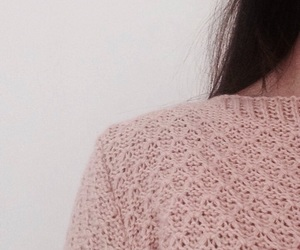 pink, sweater, and tumblr image